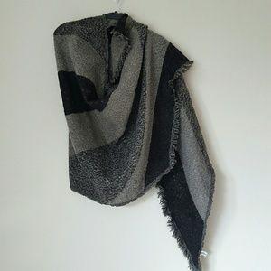 Calvin Klein Accessories - Calvin Klein oversized blanket scarf wrap